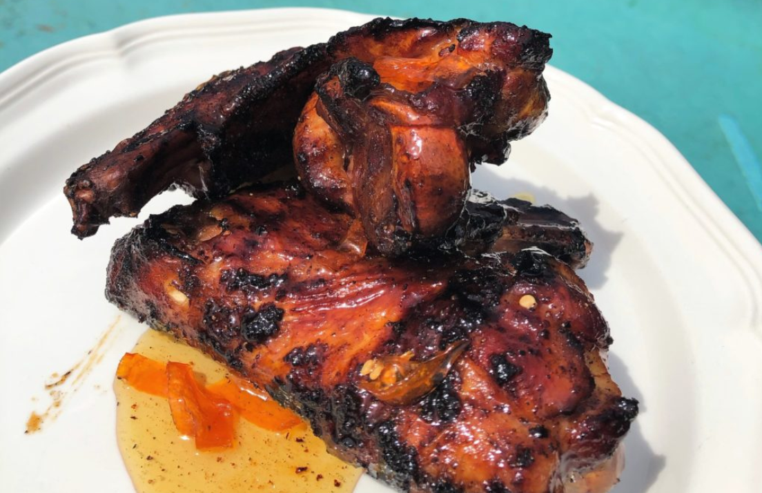 Smoked Turkey Wings